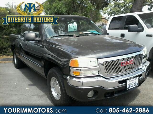2003 GMC Sierra C/K 1500 Ext. Cab 6.5-ft. Bed 4WD