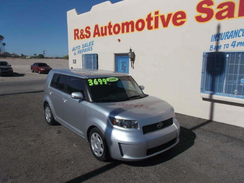 Scion xB Wagon 2008