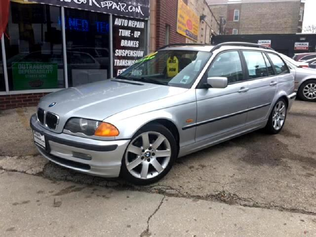 2000 BMW 3-Series Sport Wagon IT