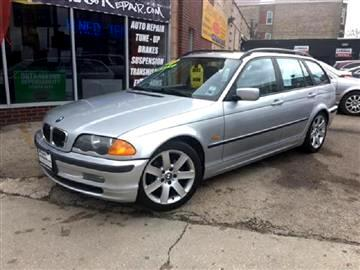 2000 BMW 3-Series Sport Wagon