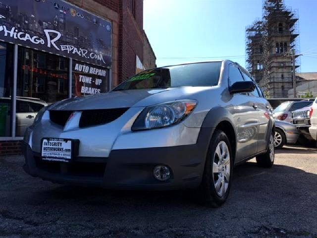 2003 Pontiac Vibe utility