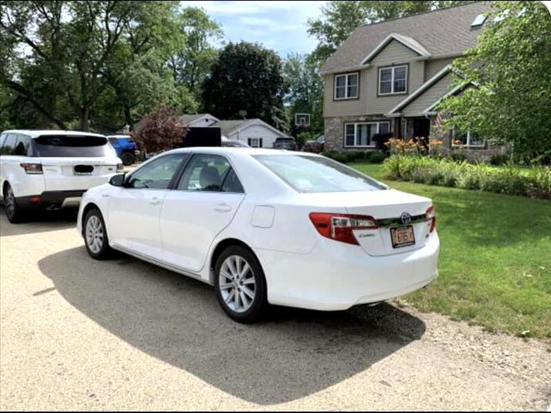 Toyota Camry Hybrid  2014
