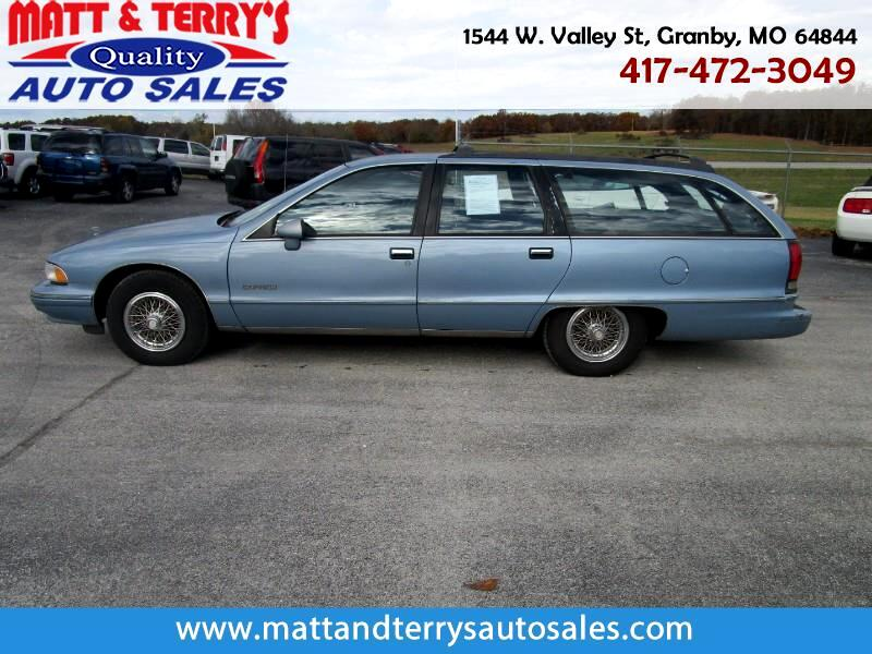 1991 Chevrolet Caprice Wagon Base