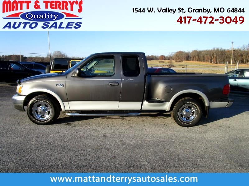 2002 Ford F-150 XLT SuperCab Flareside 2WD