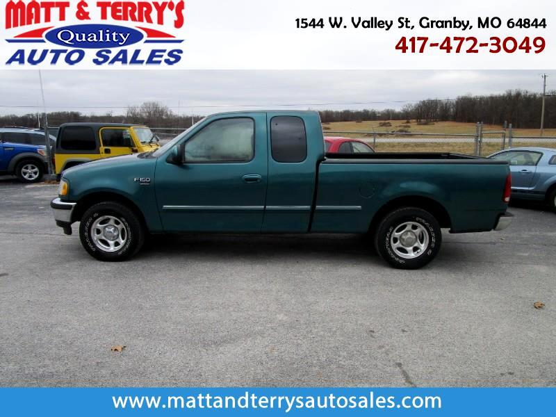 1998 Ford F-150 XLT SuperCab Short Bed 2WD