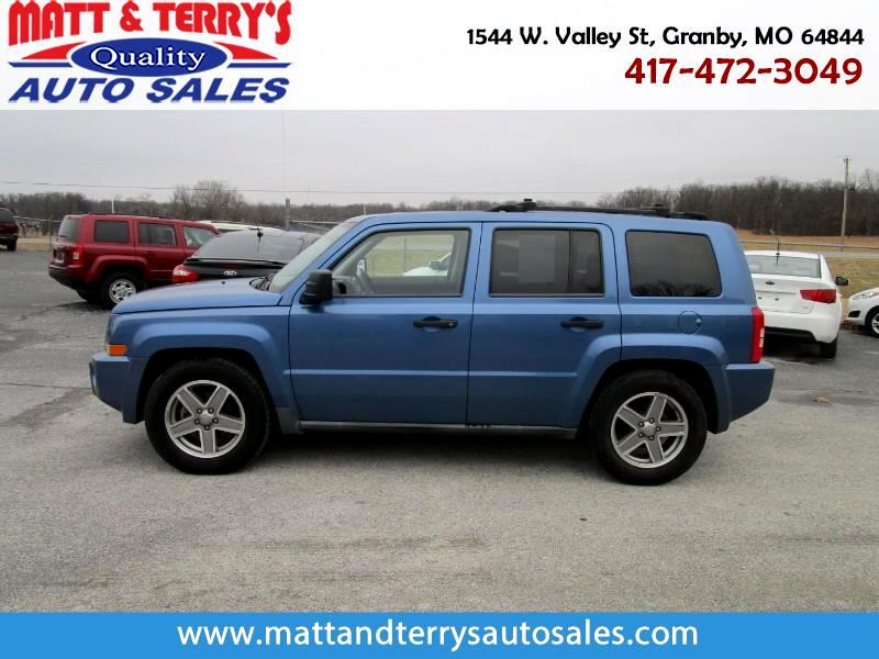 2007 Jeep Patriot Sport 2WD
