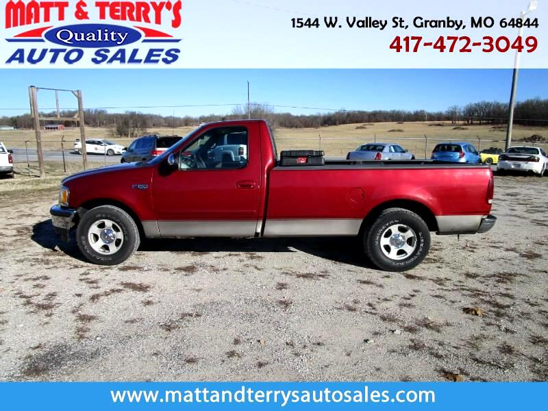 2001 Ford F-150 XLT Long Bed 2WD