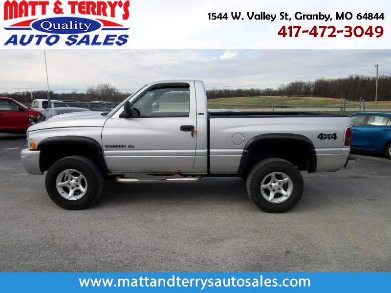 2001 Dodge Ram 1500 Reg. Cab Short Bed 4WD