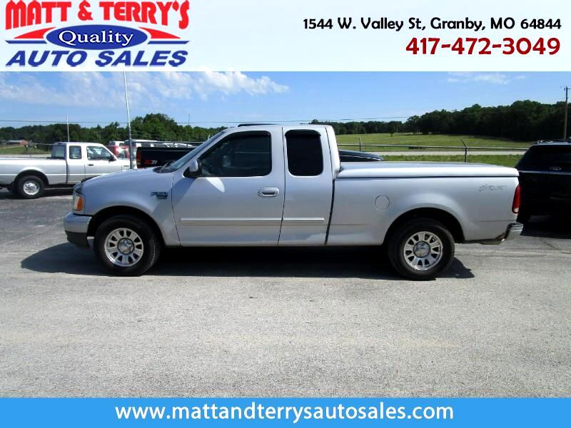 2002 Ford F-150 XLT SuperCab Short Bed 2WD