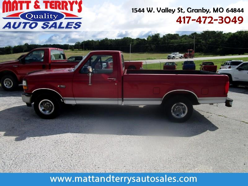 1995 Ford F-150 Special Reg. Cab Long Bed 2WD