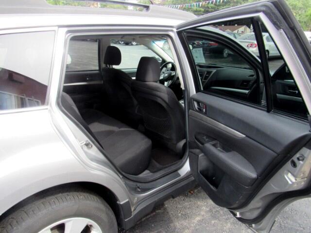2010 Subaru Outback 4dr Wgn H4 Auto 2.5i Premium All-Weather