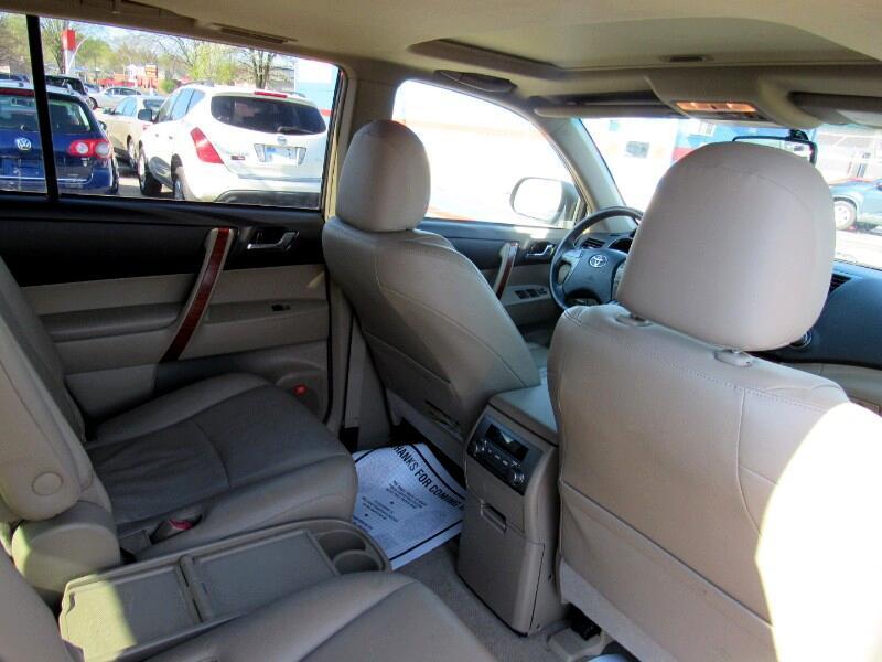 2008 Toyota Highlander Limited 4WD