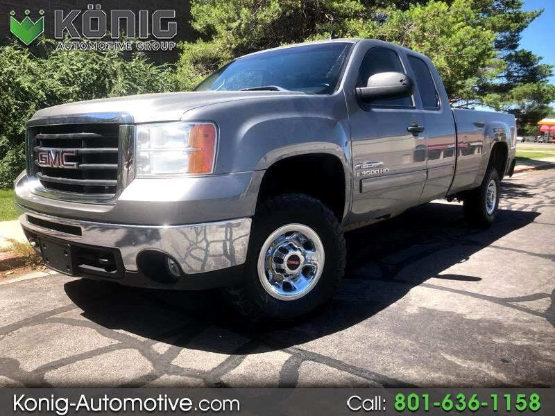 2008 GMC Sierra 3500HD Work Truck Ext. Cab 4WD