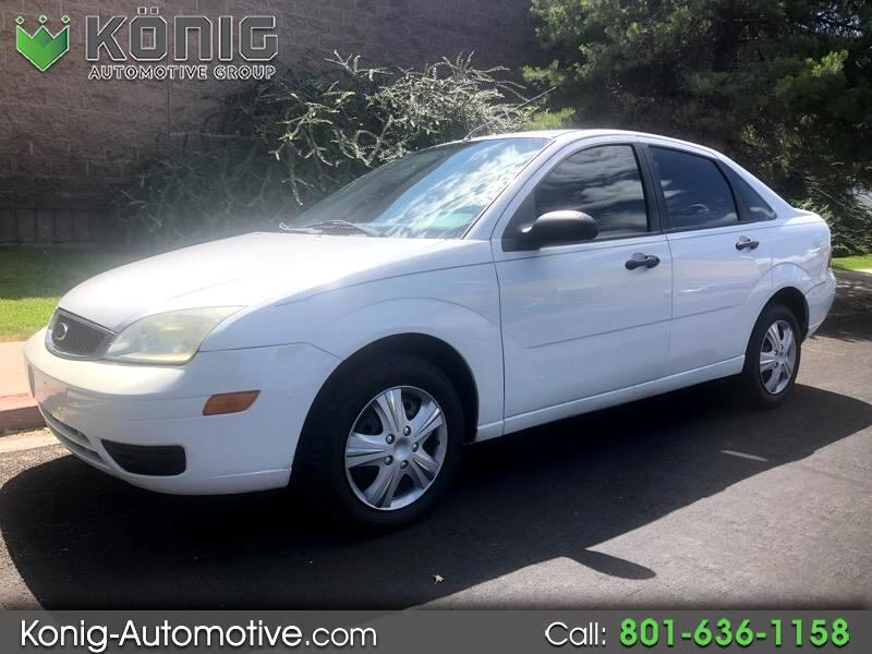 2006 Ford Focus 4dr Sdn SE