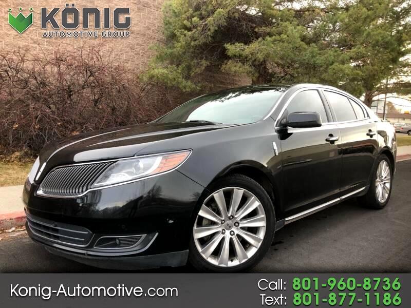 Lincoln Lincoln MKS  2013