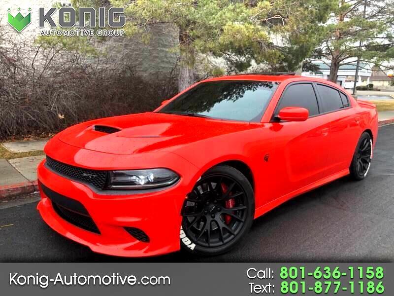 Dodge Charger SRT Hellcat 2016
