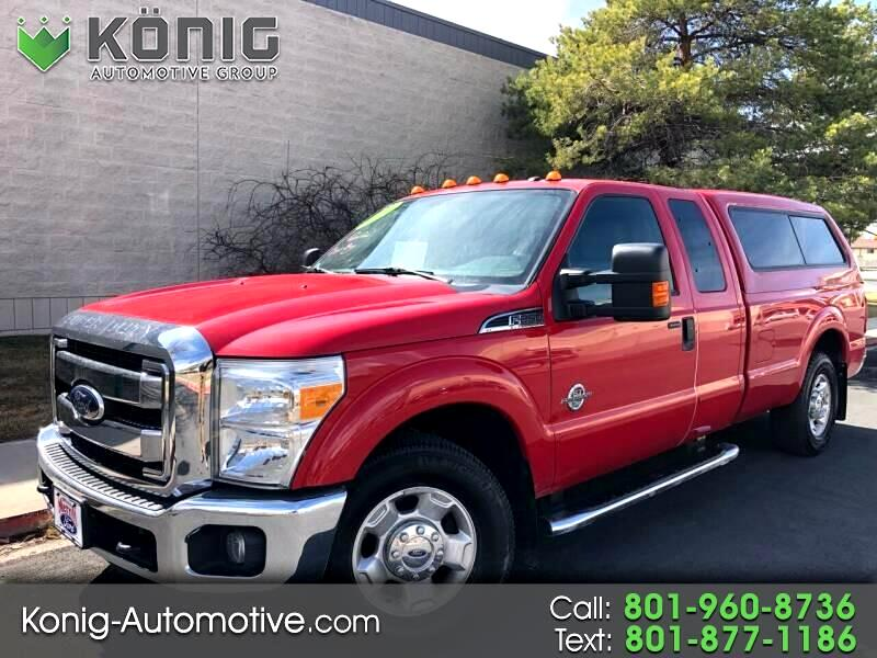 Ford F-250 SD XLT SuperCab Long Bed 2WD 2011