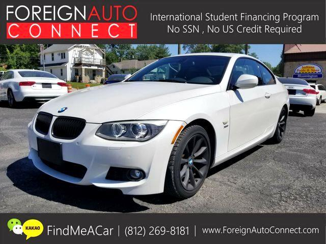 2012 BMW 3-Series 328i xDrive Coupe - SULEV