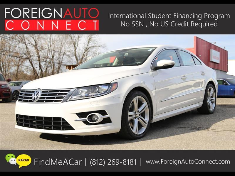 2015 Volkswagen CC 2.0T R-Line Executive