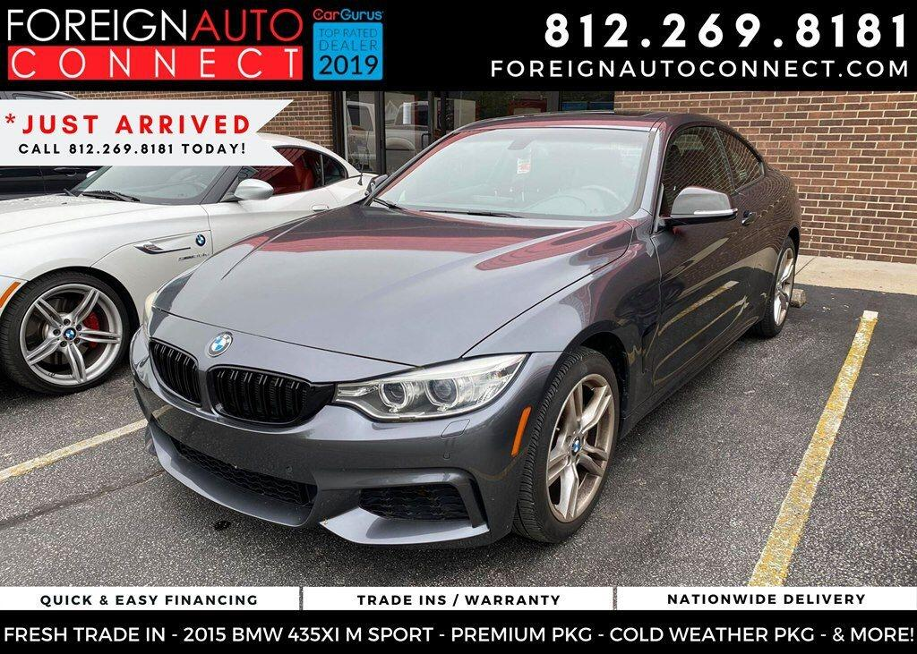 BMW 4 Series 2dr Cpe 435i xDrive AWD 2015