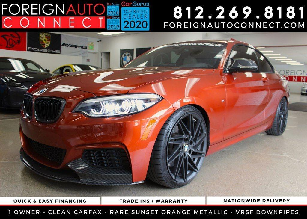 BMW 2 Series M240i Coupe 2019