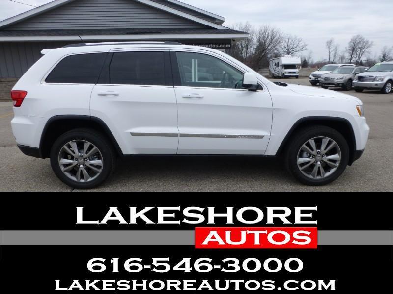 2013 Jeep Grand Cherokee Laredo E 4x4 *Ltd Avail*