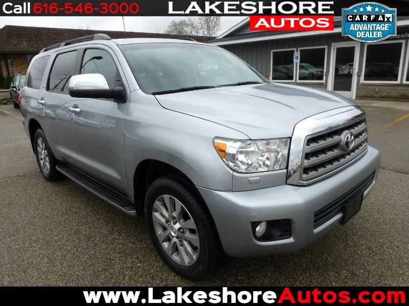 2014 Toyota Sequoia 4WD 5.7L Limited (Natl)