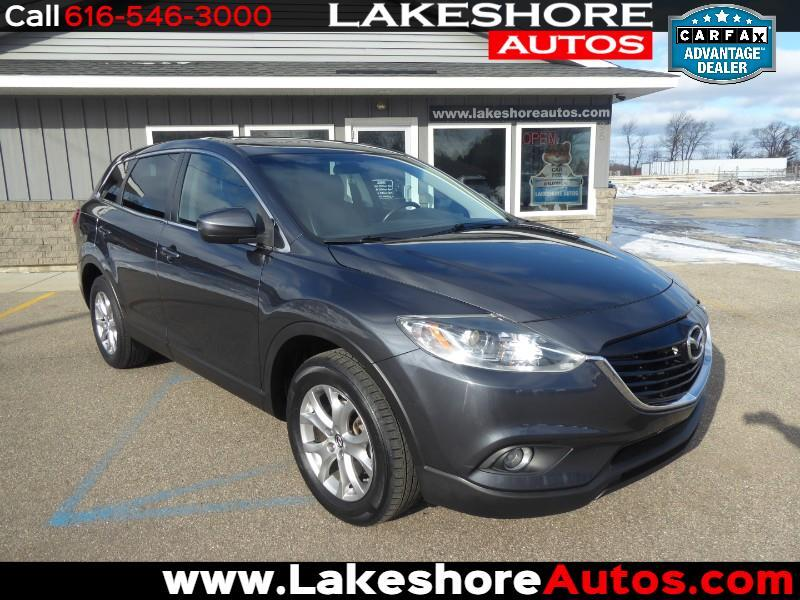 Mazda CX-9 AWD 4dr Touring 2014