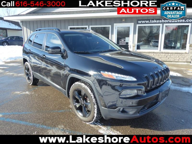 Jeep Cherokee High Altitude 4x4 *Ltd Avail* 2017