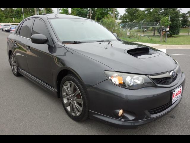 2010 Subaru Impreza WRX Premium 4-Door