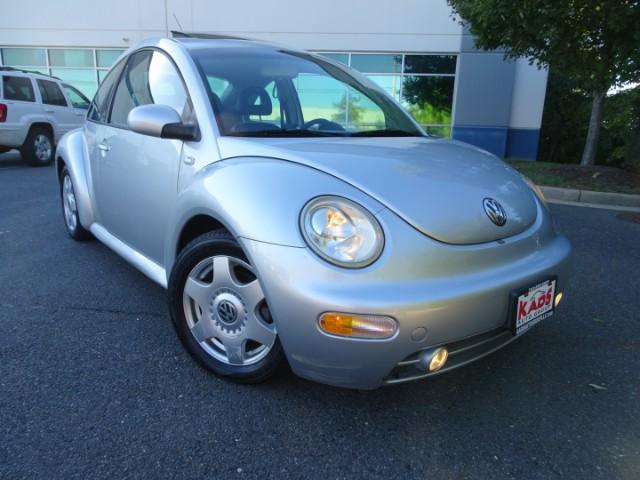 2001 Volkswagen New Beetle GLS 2.0