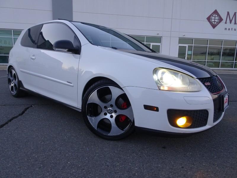 2007 Volkswagen GTI 2.0T Coupe