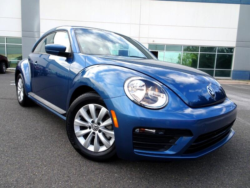 2018 Volkswagen Beetle 2.0T S