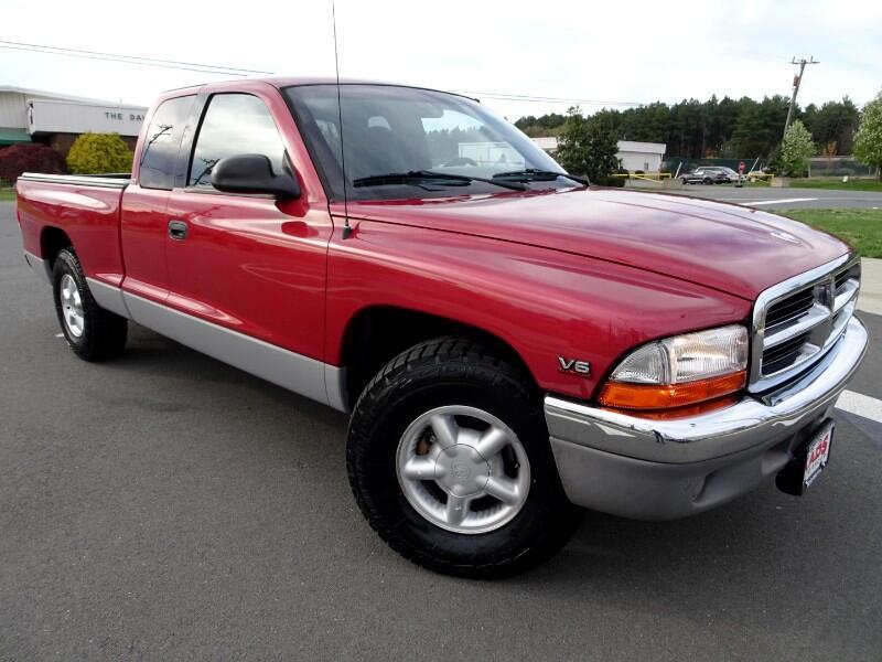 1999 Dodge Dakota 2WD Crew Cab SLT