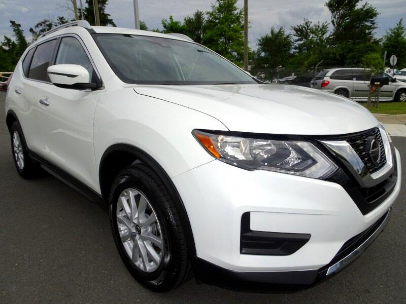 2019 Nissan Rogue SV 2WD