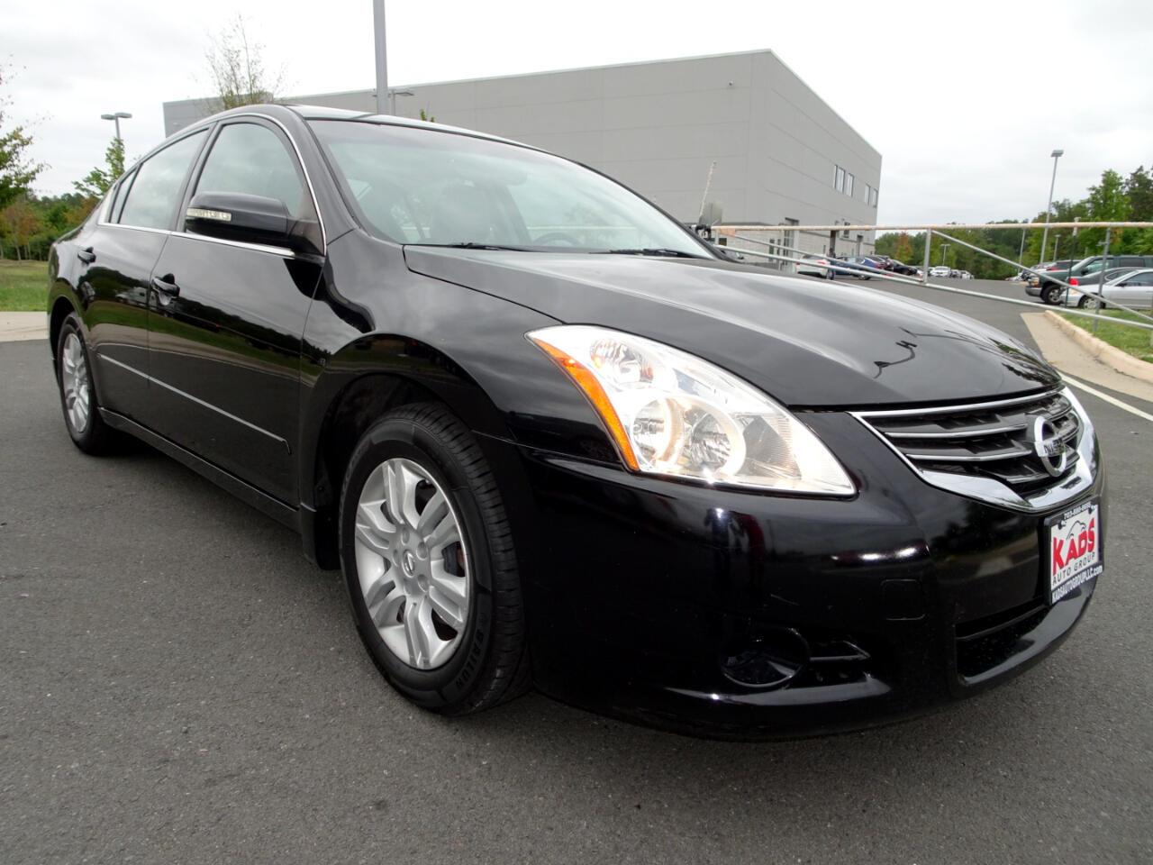 2012 Nissan Altima 2.5 SL
