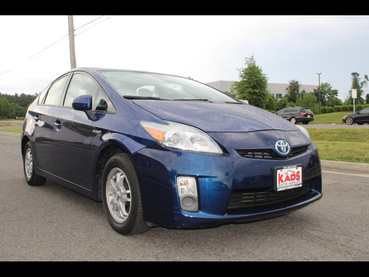 Toyota Prius Three 2011