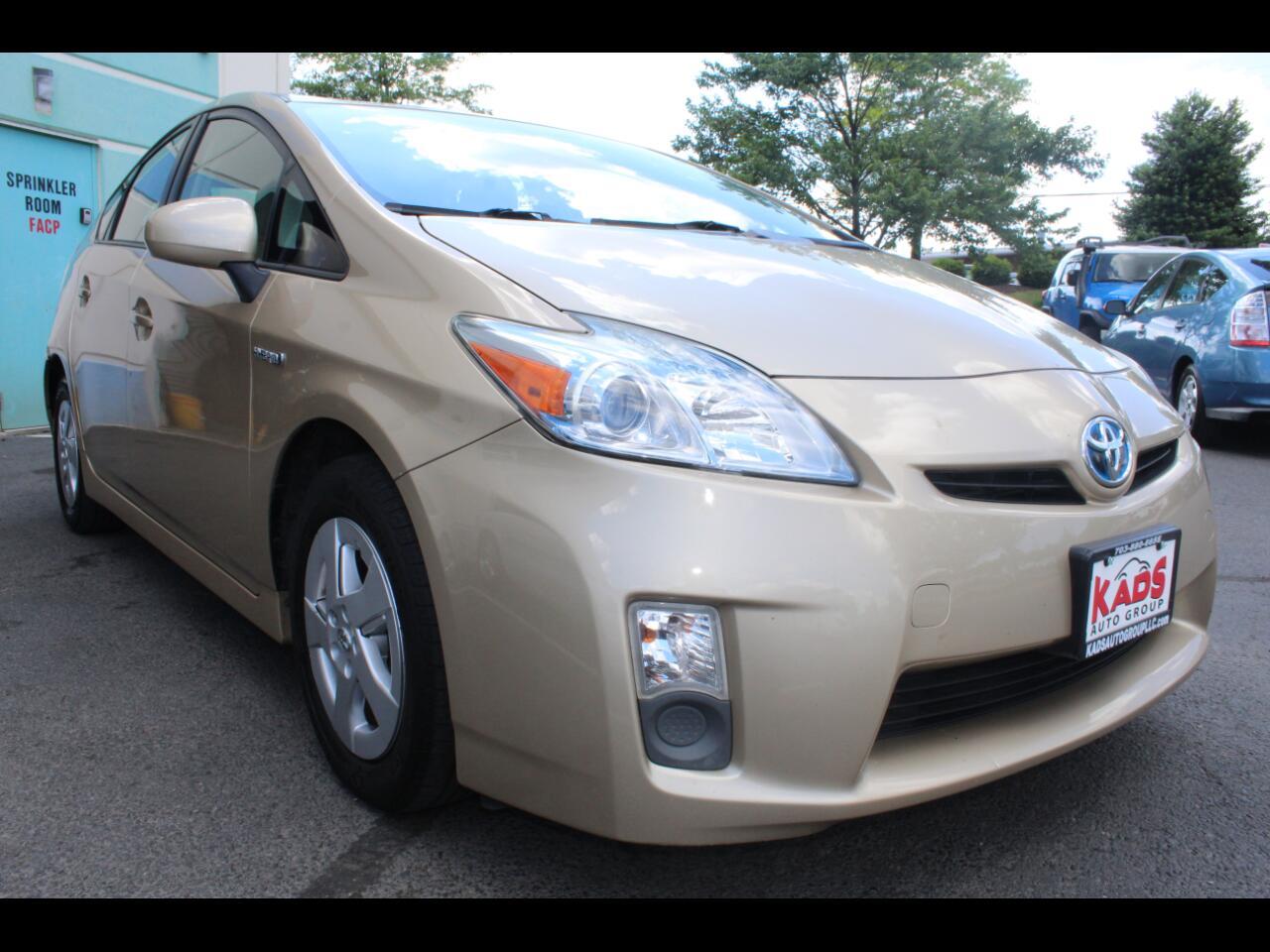 Toyota Prius Four 2010