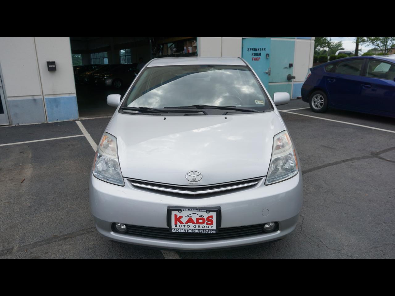 Toyota Prius 4-Door Liftback 2008
