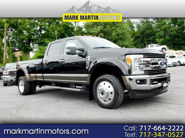2017 Ford F-450 SD King Ranch