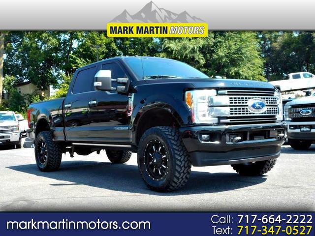 2017 Ford F-250 SD Platinum