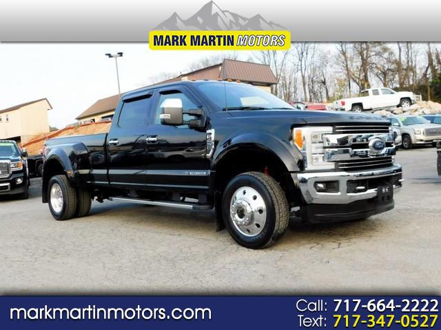 2017 Ford F-450 SD Lariat