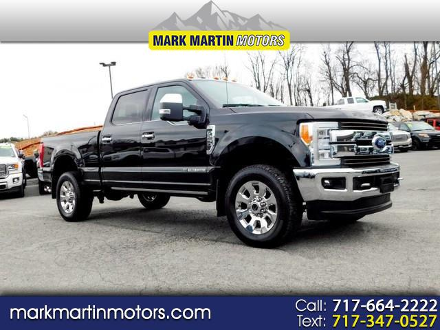 2017 Ford F-250 SD King Ranch