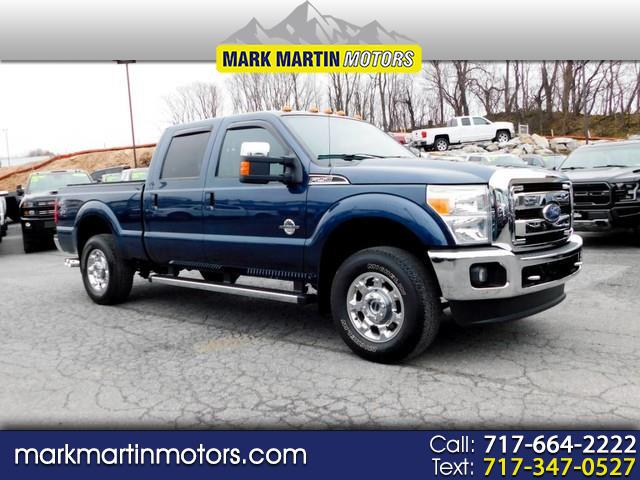 2016 Ford F-250 SD Lariat