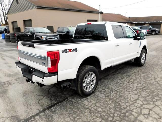 2018 Ford F-250 SD Limited
