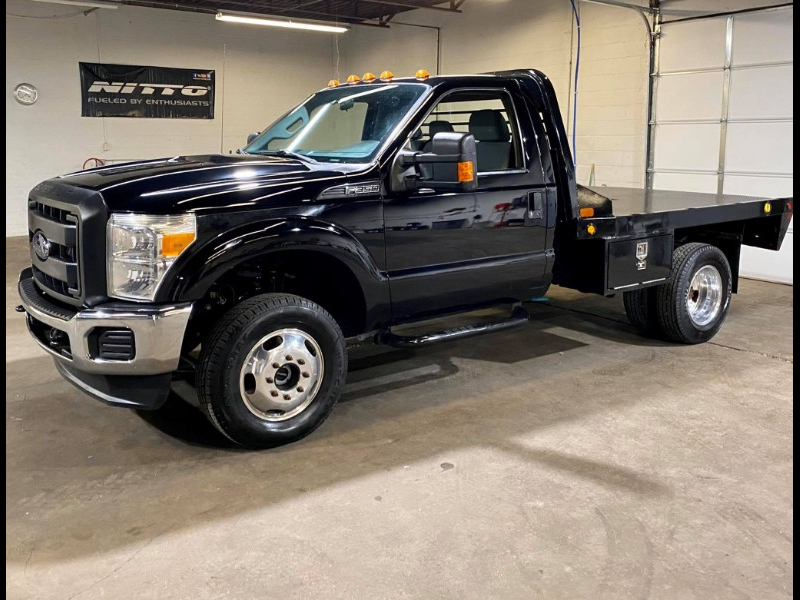 Ford F-350 SD XL DRW 4WD 2016