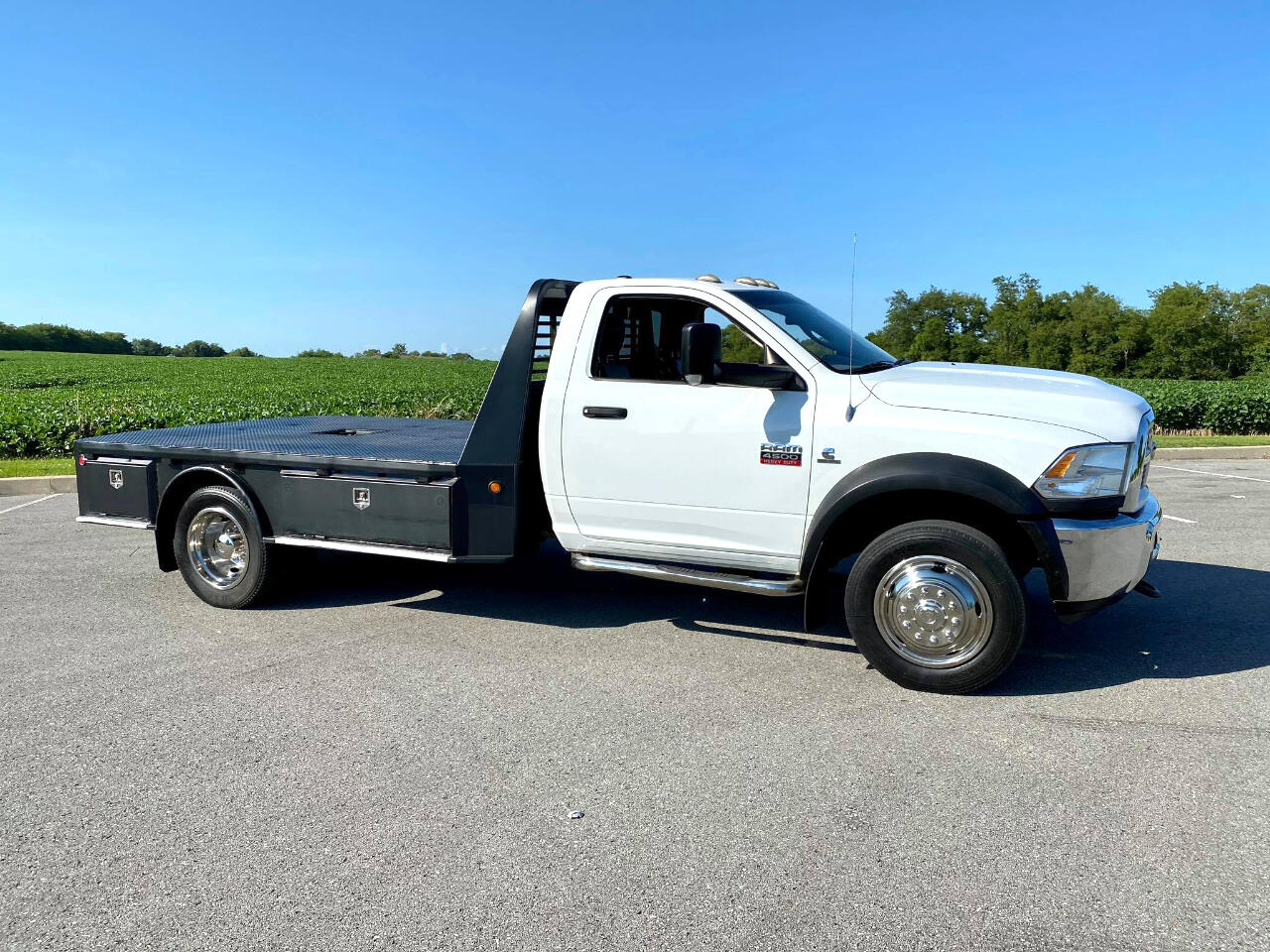 Dodge Ram 4500 Regular Cab 4WD 2012