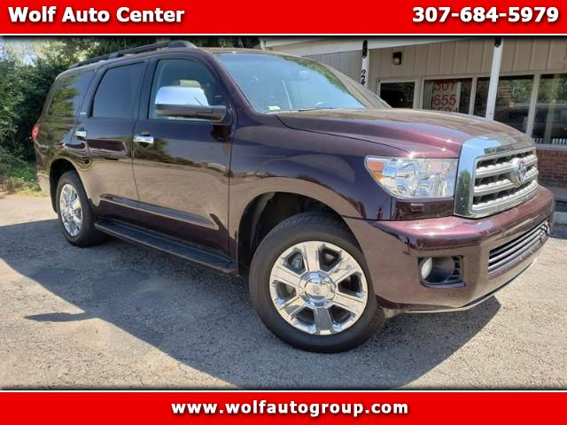 2015 Toyota Sequoia Limited 4WD