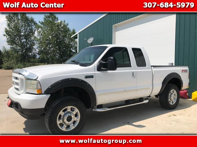 2003 Ford F250 Lariat SuperCab 4WD