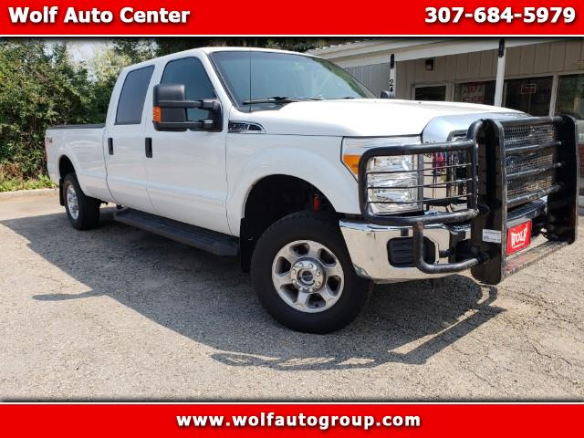 2016 Ford F250 Crew Cab 4WD
